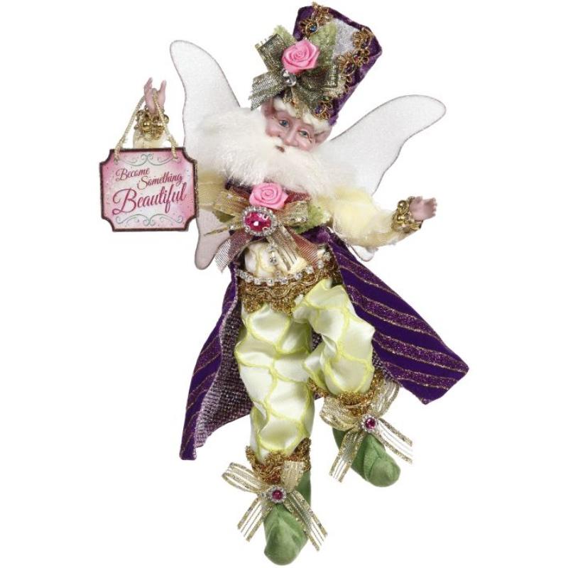 Butterfly Boy Fairy (28cm)