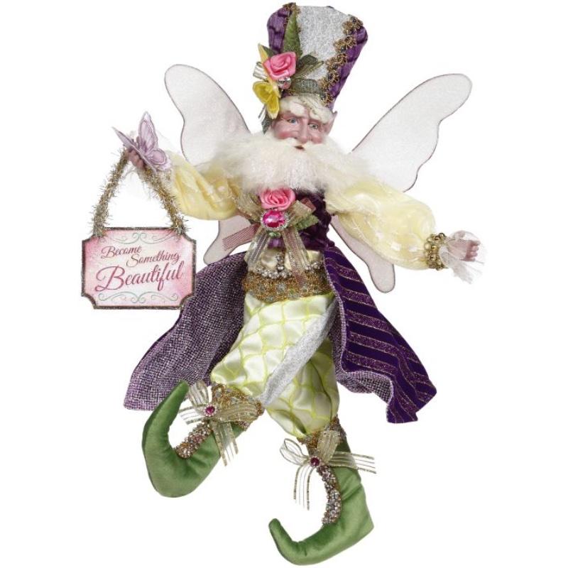 Butterfly Boy Fairy (43cm)