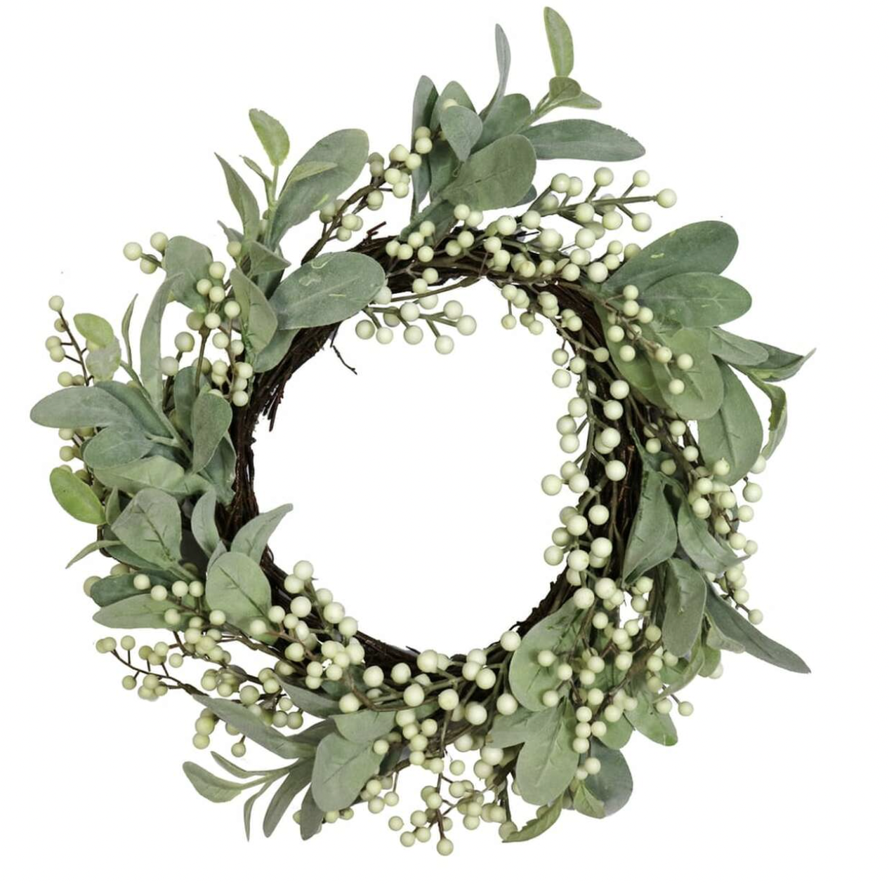 Native Berries Wreath 48cm