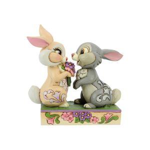 Thumper and Blossom Figurine 10cm
