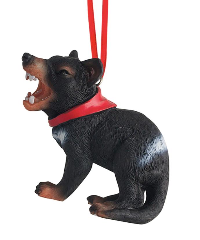 Tasmanian Devil Hanging Ornament